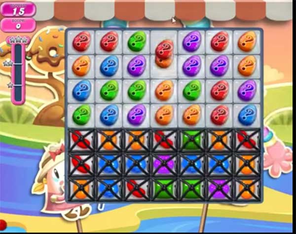 candy crush level 1558