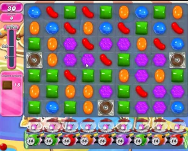candy crush level 1563