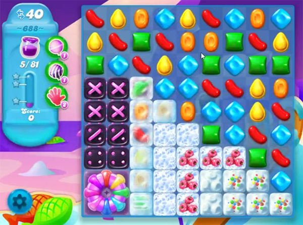 candy crush soda level 688