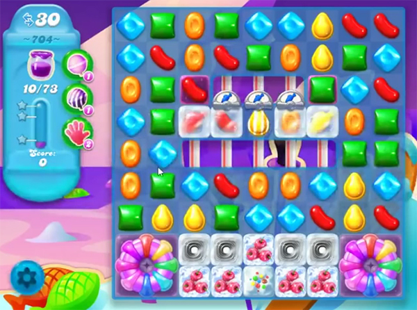 candy crush soda level 704