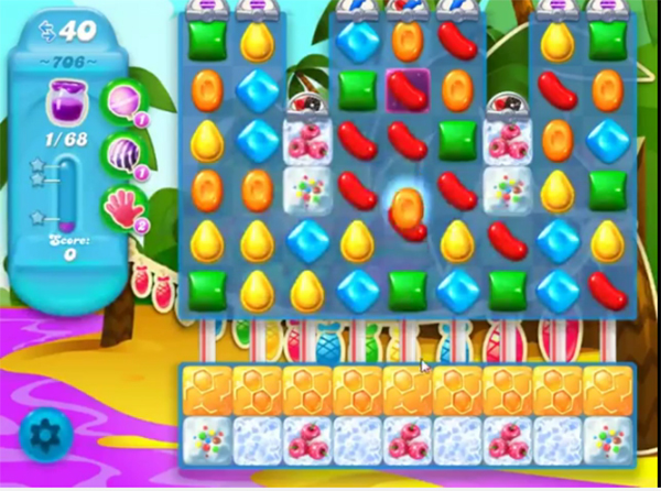 candy crush soda level 706
