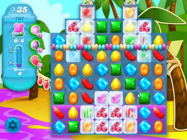 candy crush soda level 707