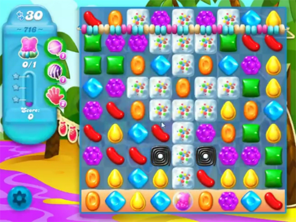 candy crush soda level 709