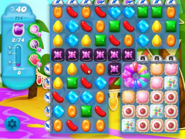 candy crush soda level 714
