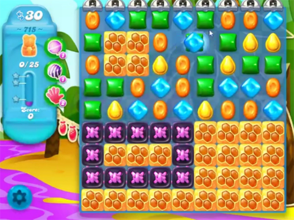 candy crush soda level 715