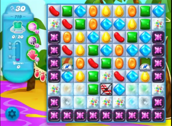 candy crush soda level 719