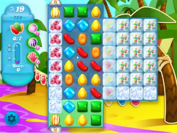 candy crush soda level 722
