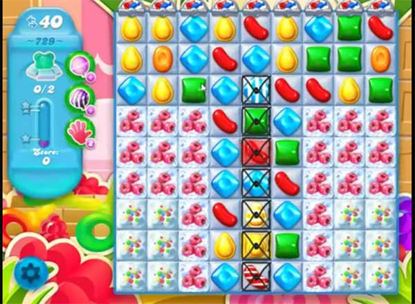 candy crush soda level 729