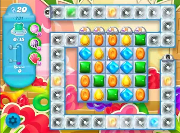 candy crush soda level 731