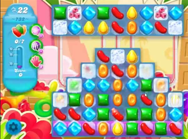 candy crush soda level 732