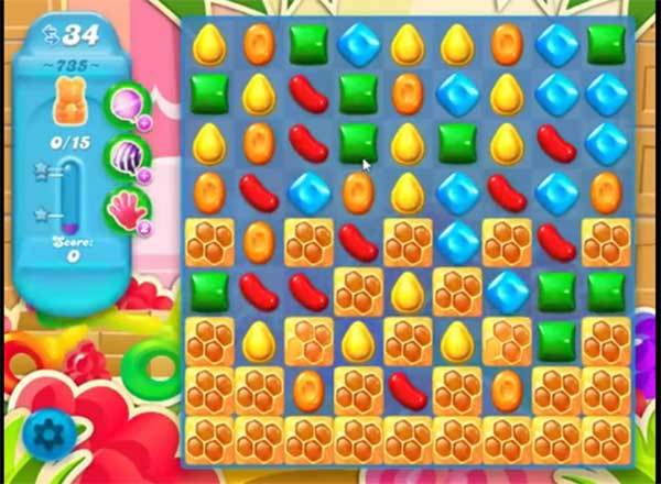 candy crush soda level 735