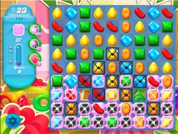 candy crush soda level 741