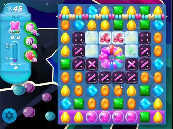 candy crush soda level 766