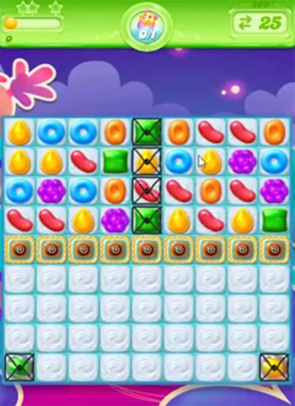 candy crush jelly level 169