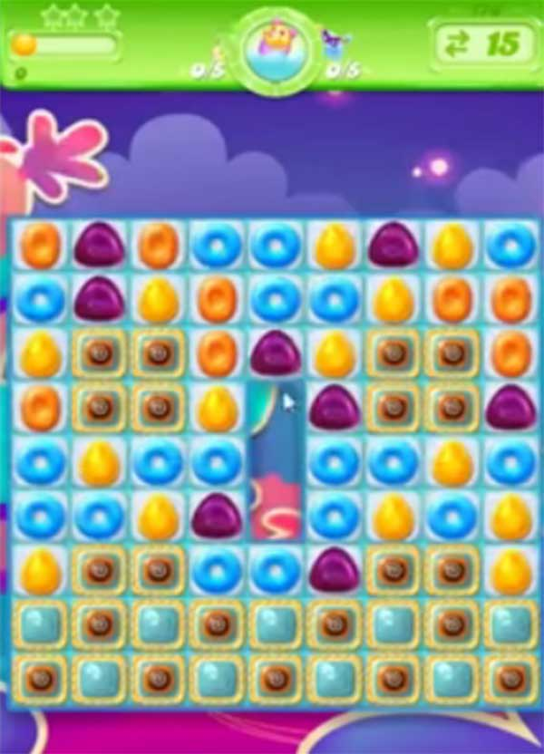 candy crush jelly level 176