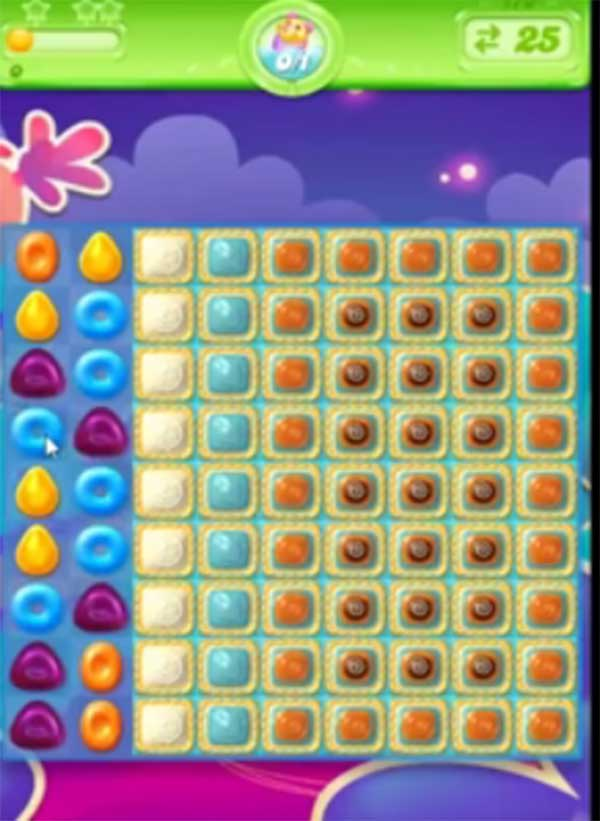 candy crush jelly level 179