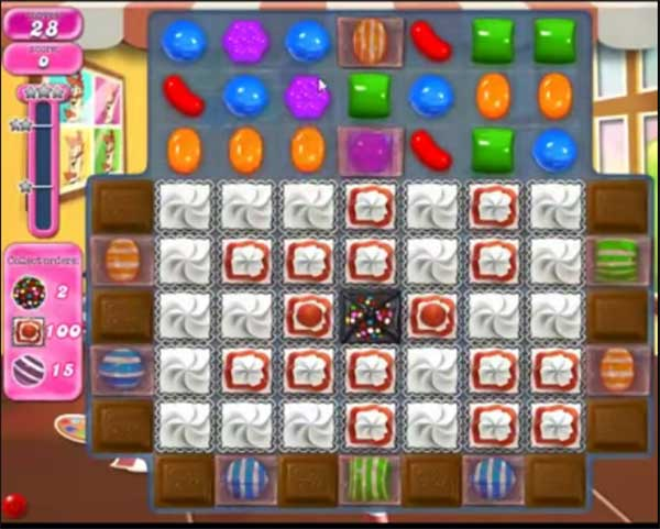 candy crush level 1566