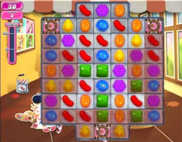 candy crush level 1570
