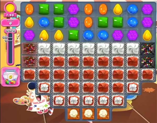 candy crush level 1575