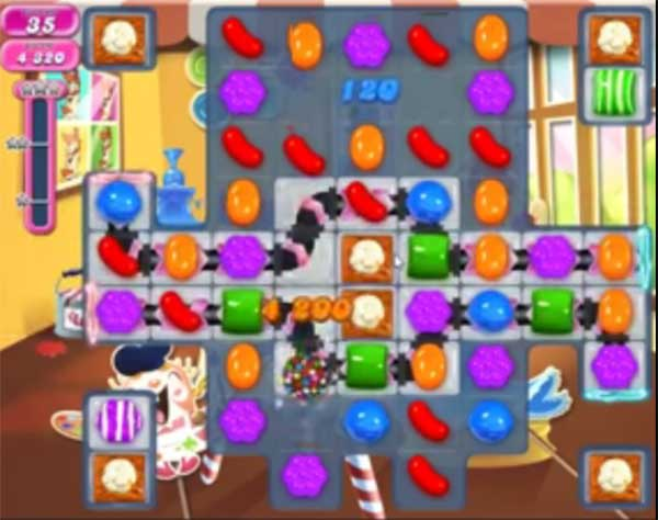 candy crush level 1576
