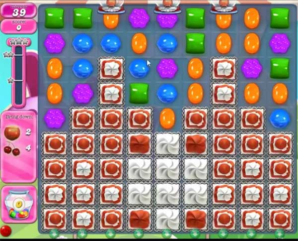 candy crush level 1582