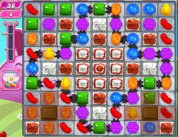 candy crush level 1586