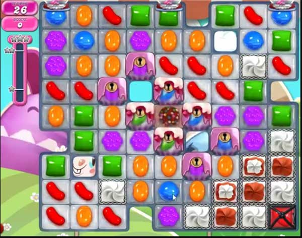 candy crush level 1591