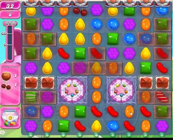 candy crush level 1592
