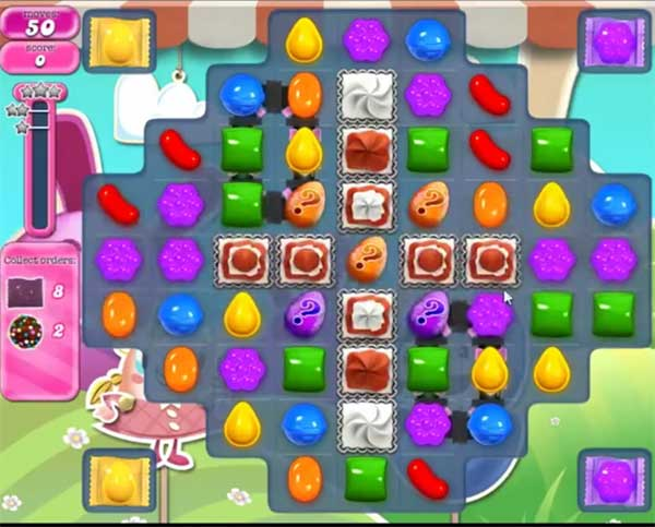 candy crush level 1594