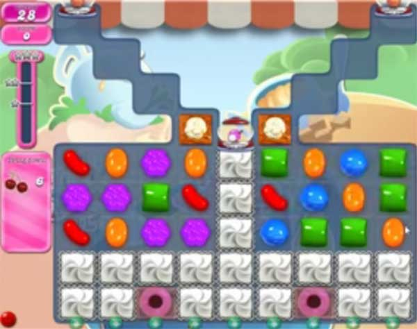 candy crush level 1600