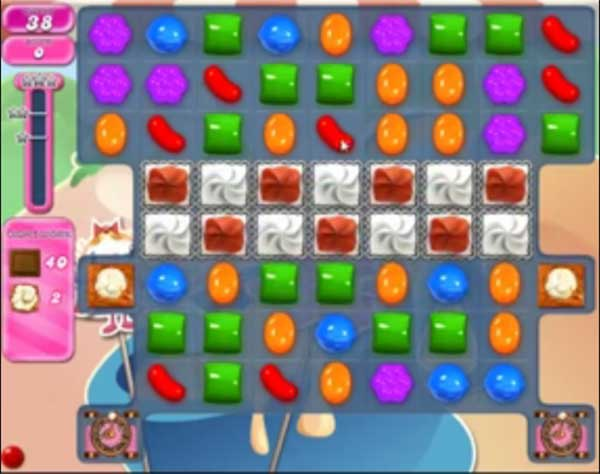 candy crush level 1601