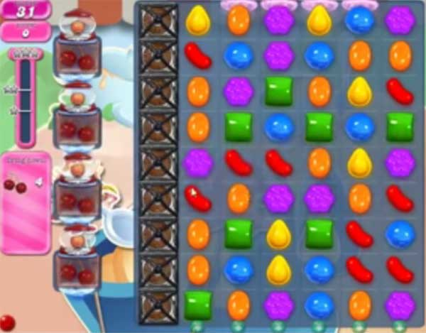 candy crush level 1604