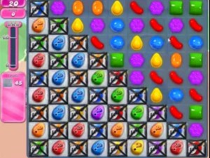 candy crush level 1605