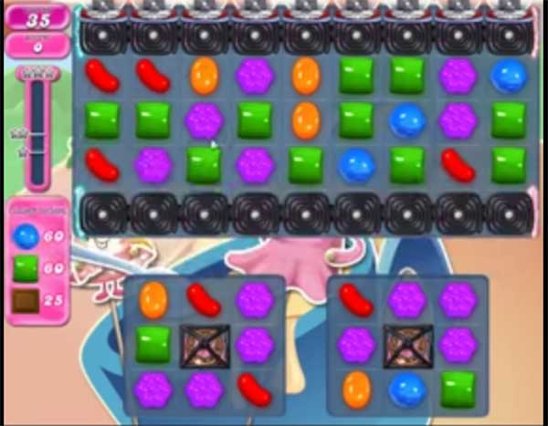 candy crush level 1608
