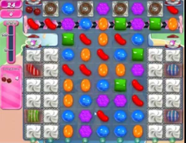 candy crush level 1610