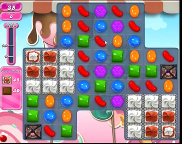 candy crush level 1614