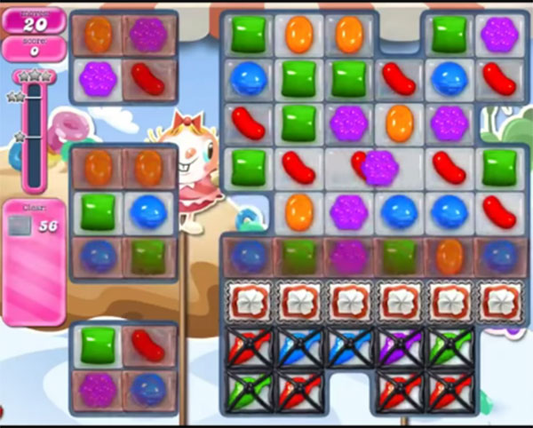 candy crush level 1626