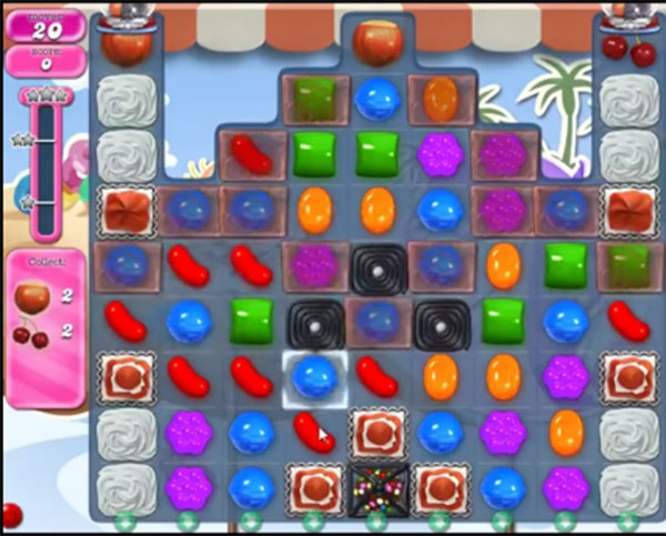 candy crush level 1630