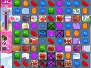candy crush level 1634