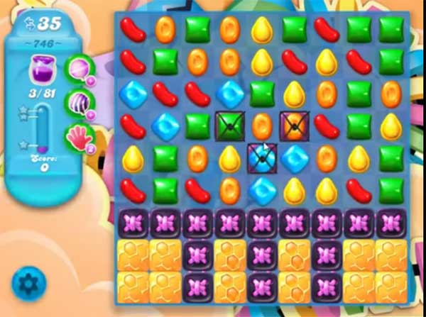 candy crush soda level 746