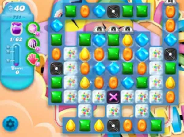 candy crush soda level 751
