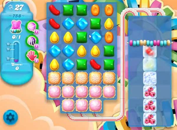candy crush soda level 758
