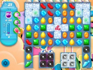 candy crush soda level 764