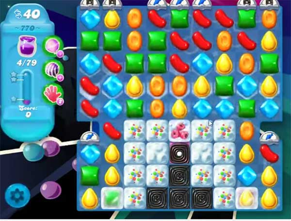 candy crush soda level 770
