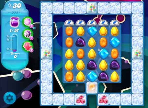 candy crush soda level 777