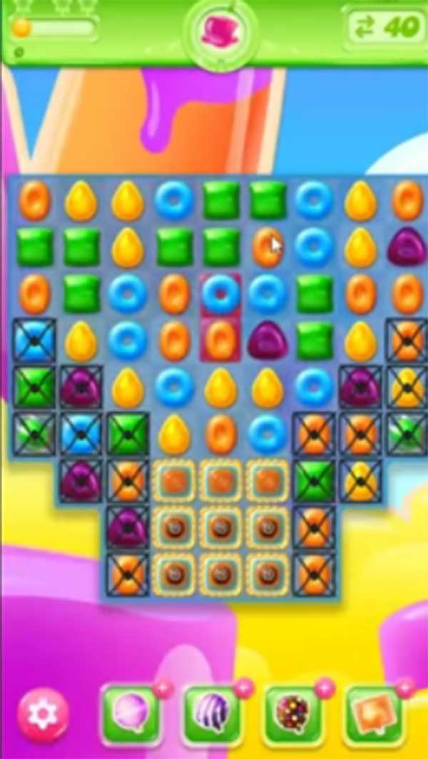 candy crush jelly level 181