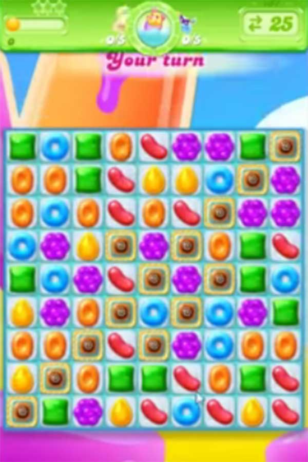 candy crush jelly level 187