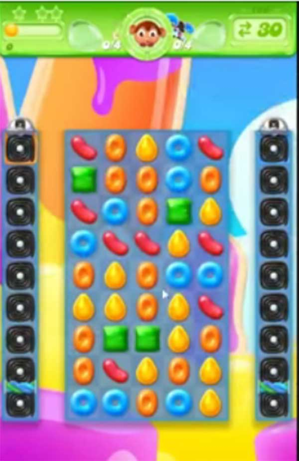 candy crush jelly level 189