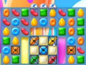 candy crush jelly level 191