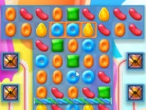 candy crush jelly level 197